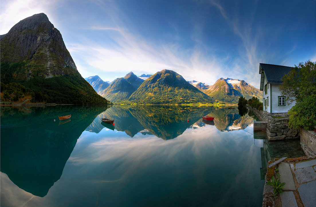Norway - Facts that will Make you Move there