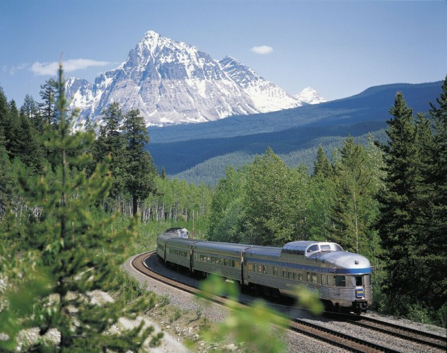 Conquering Canada with Luxury Train
