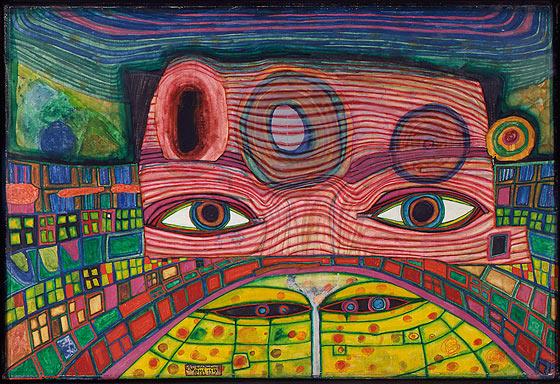 Hundertwasser Painting 2