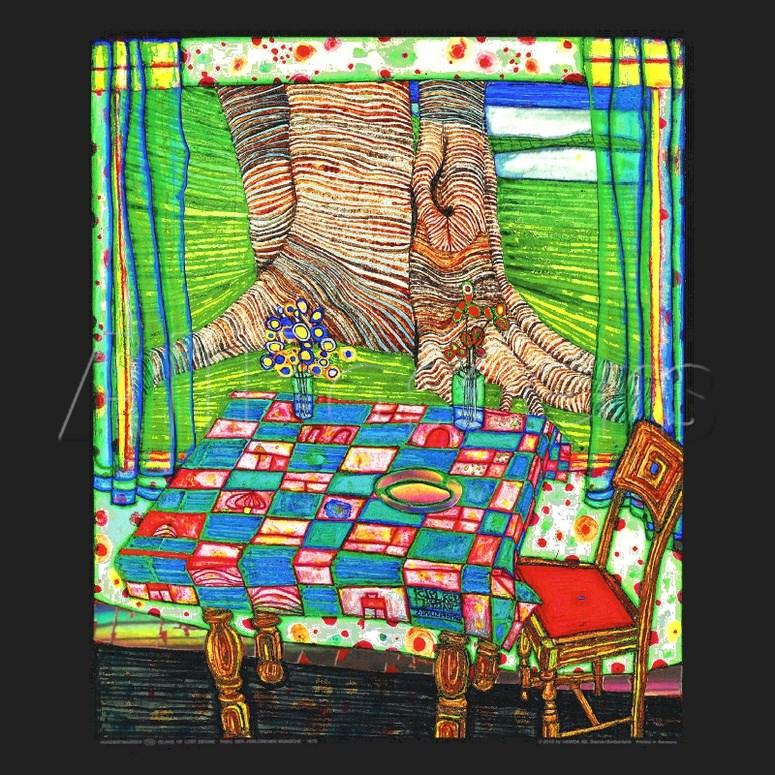 Hundertwasser Painting 3