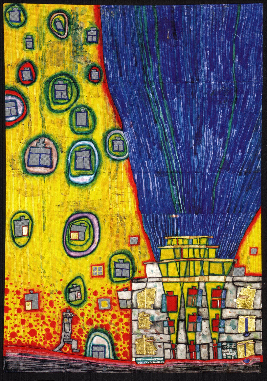 Hundertwasser Painting 5