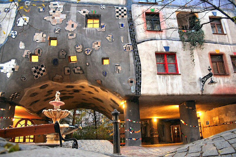 Hundertwasser The Different Odd Pre Tend Be Curious