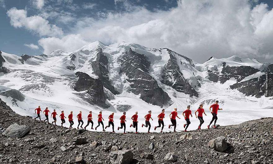 Alpines Photo shoot