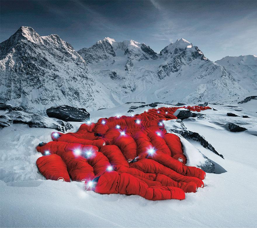 Alps Mountain photograph 11