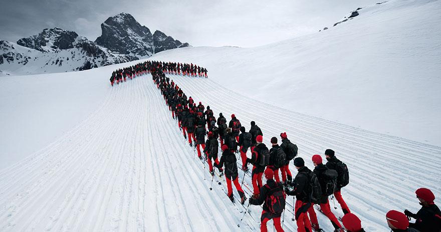 Alps Mountain photograph 2