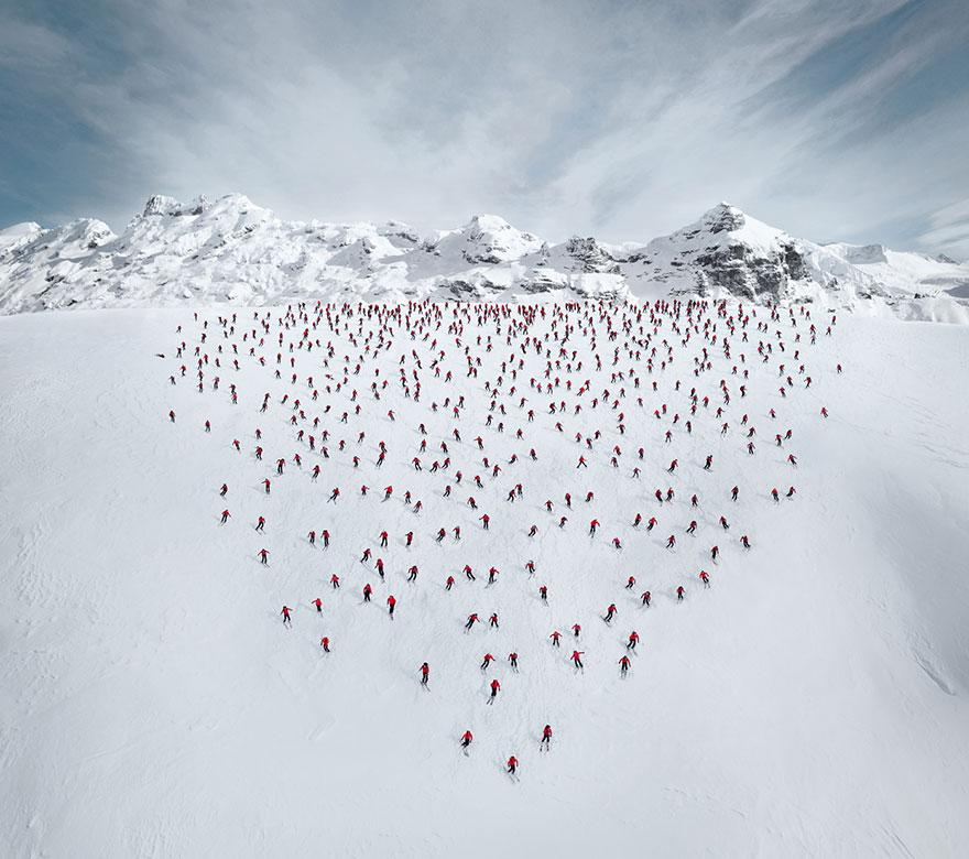 Alps Mountain photograph 8