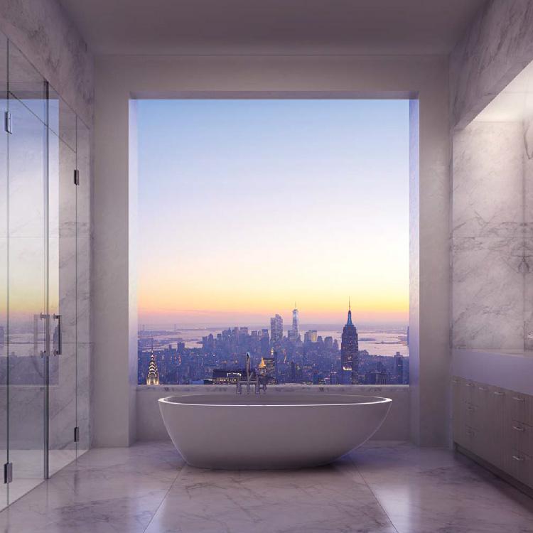 432 Park Avenue Bathroom