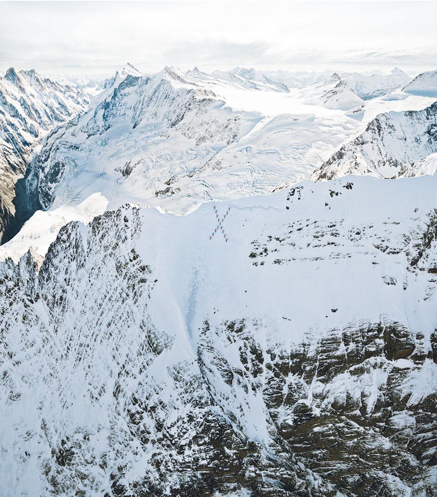 Alps Mountain photograph