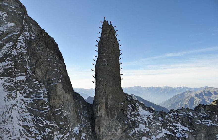 Alps Mountain photograph 7