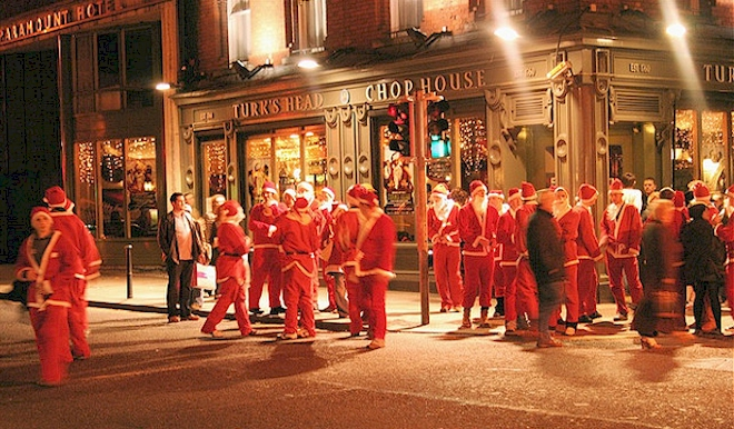 12 Pubs of Christmas, Dublin