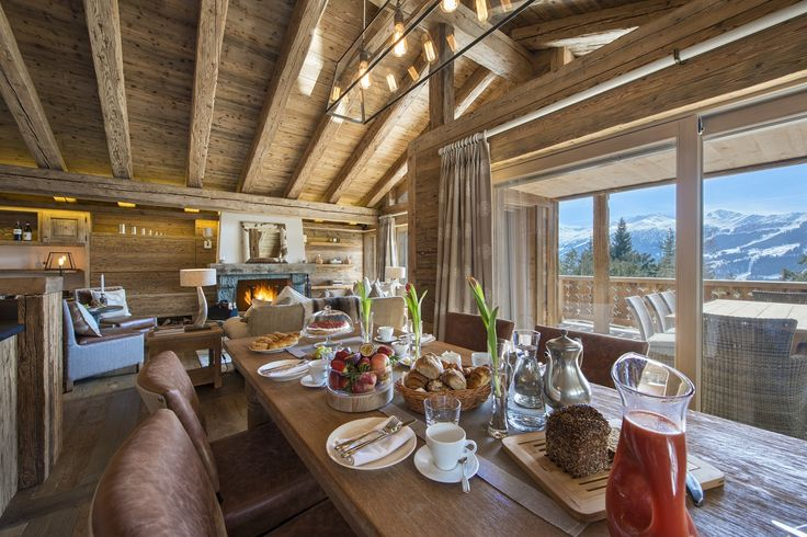 Chalet Sherwood - Verbier, Switzerland