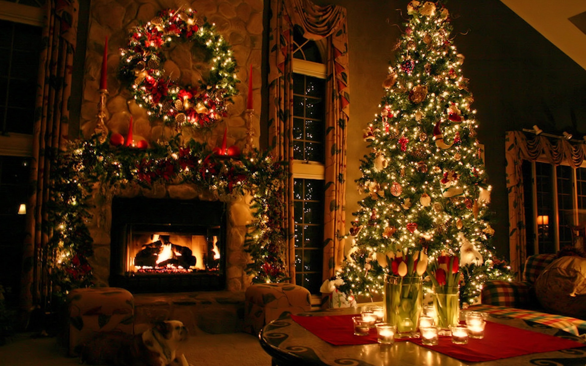 Christmas Tree Room christmas trees - pre-tend be curious.