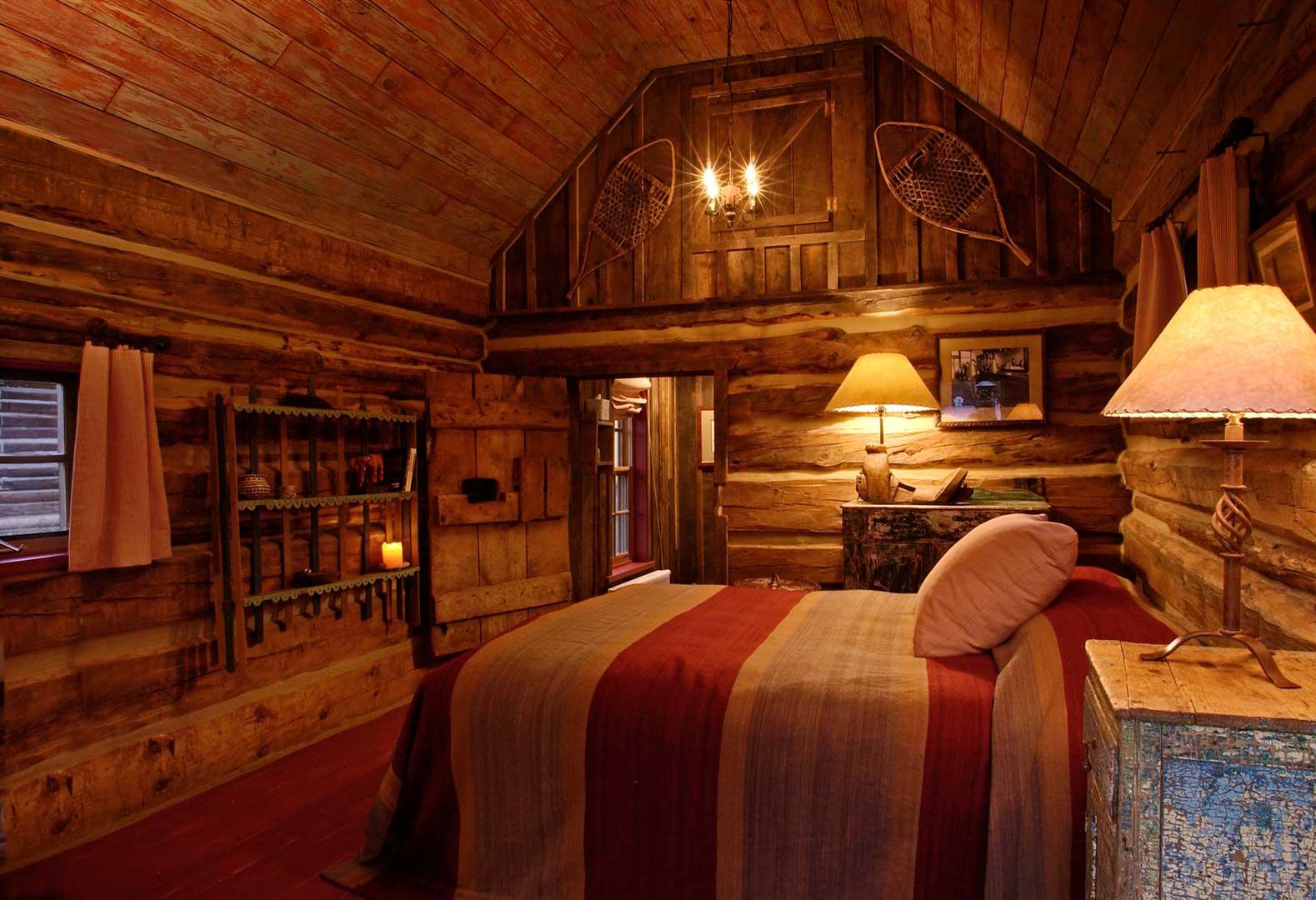 Echo Cabin in Dunton Hot Springs Colorado