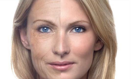 Food for No Wrinkles