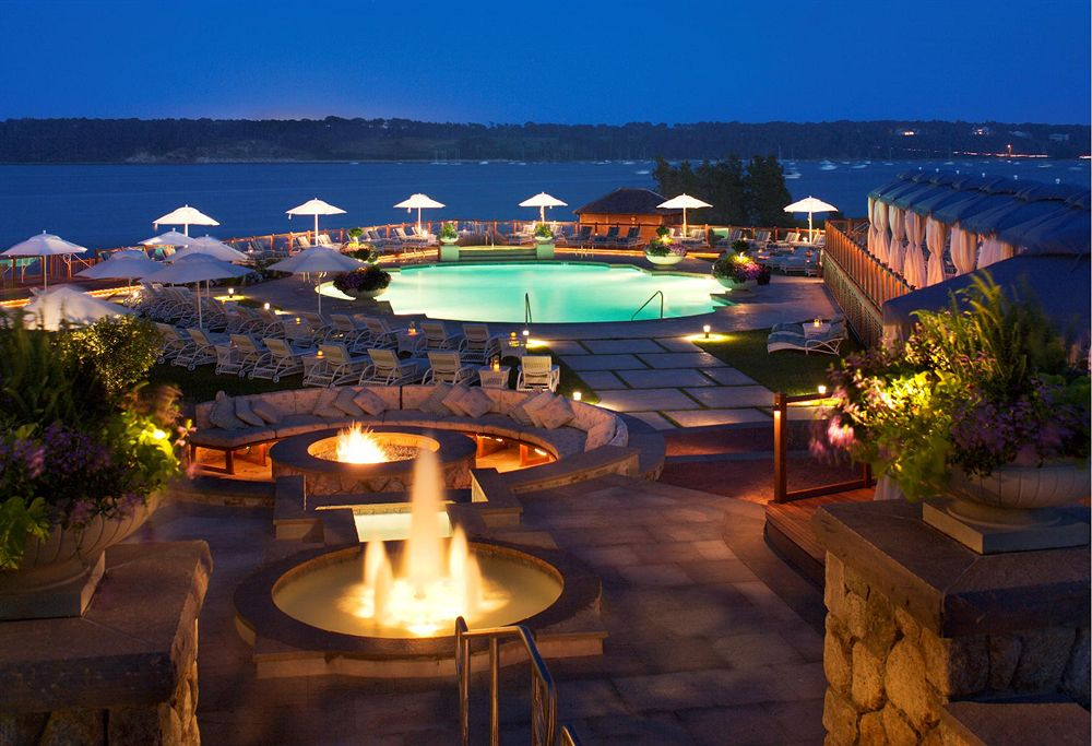 Hotel Wequassett in Massachusetts pool