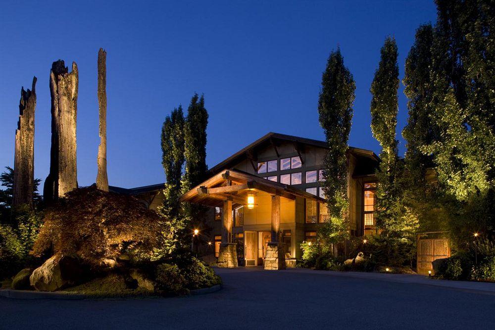 Motel Willows in Washington