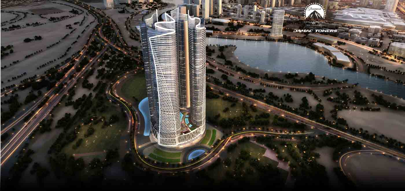Gulf Desert Paradise – Damac Towers