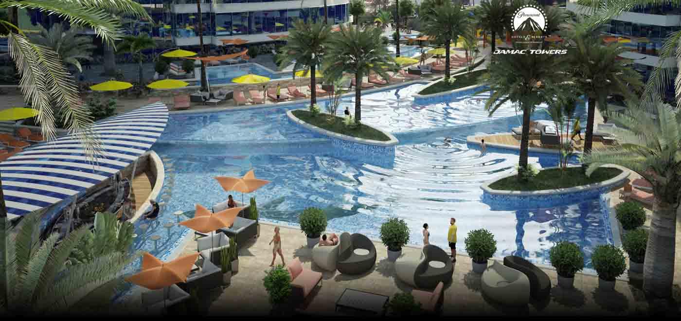 Paramount pool