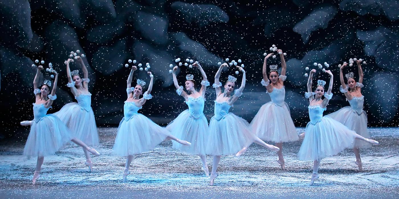 The Nutcracker choreographed by George Balanchine, New York
