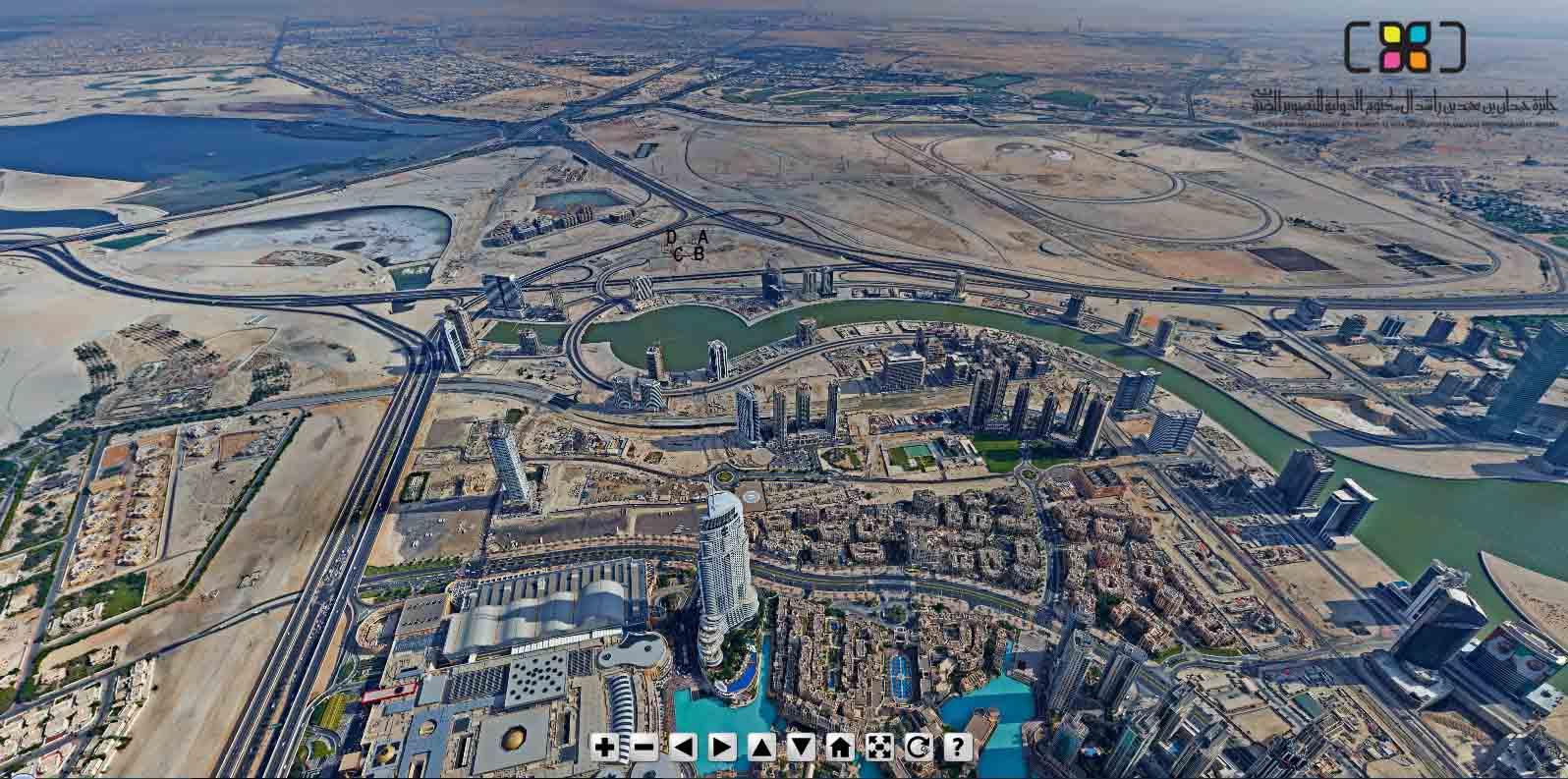 Gulf Desert Paradise - Damac Towers