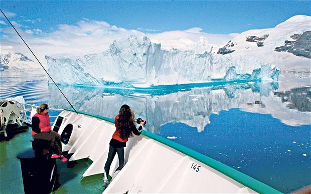 Arctic Tourist expedition
