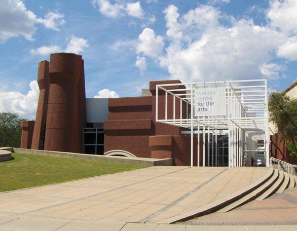 Center for the Arts Weiksnar Peter Eisenman, Ohio