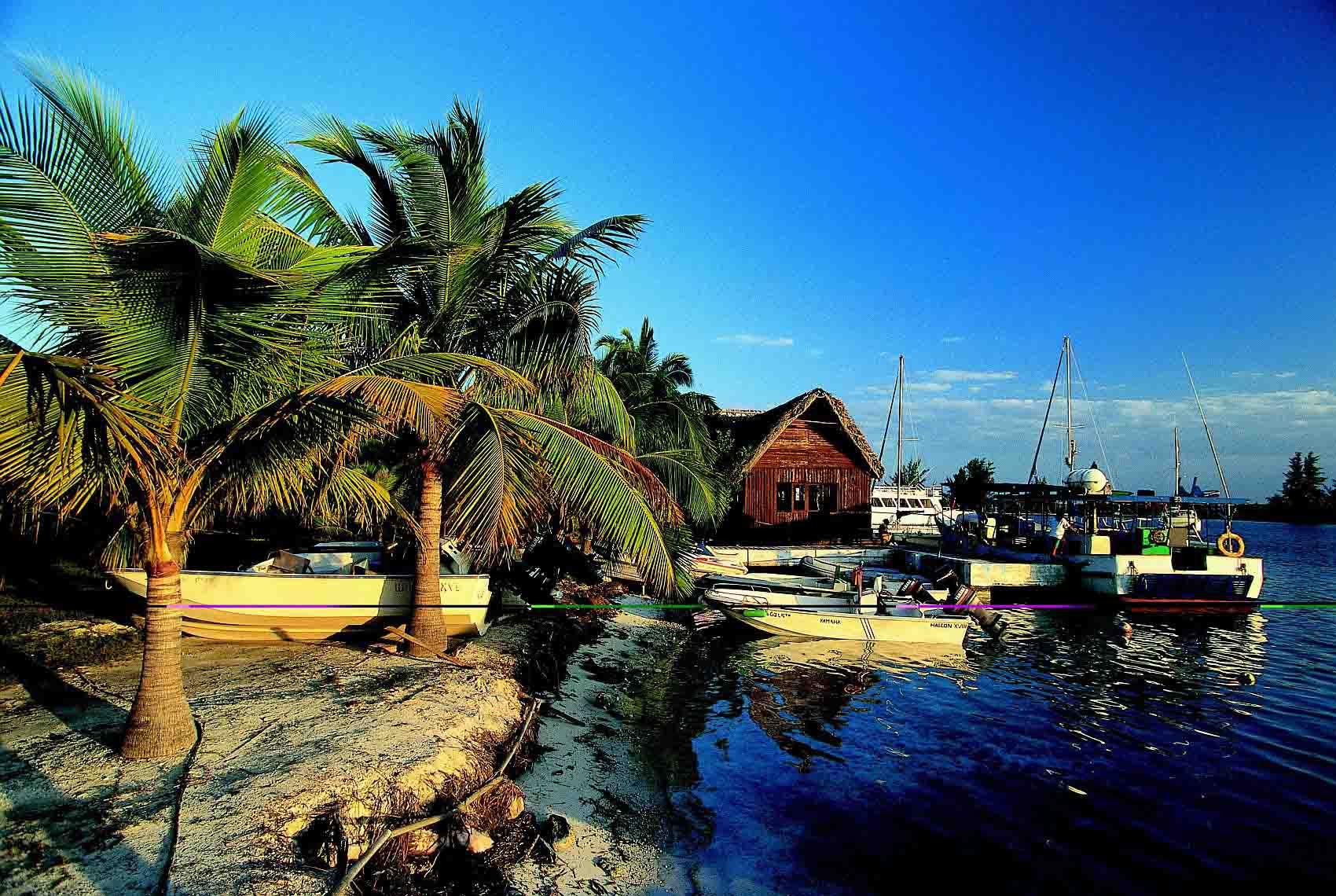 Cuba beach Interesting Facts about Cuba