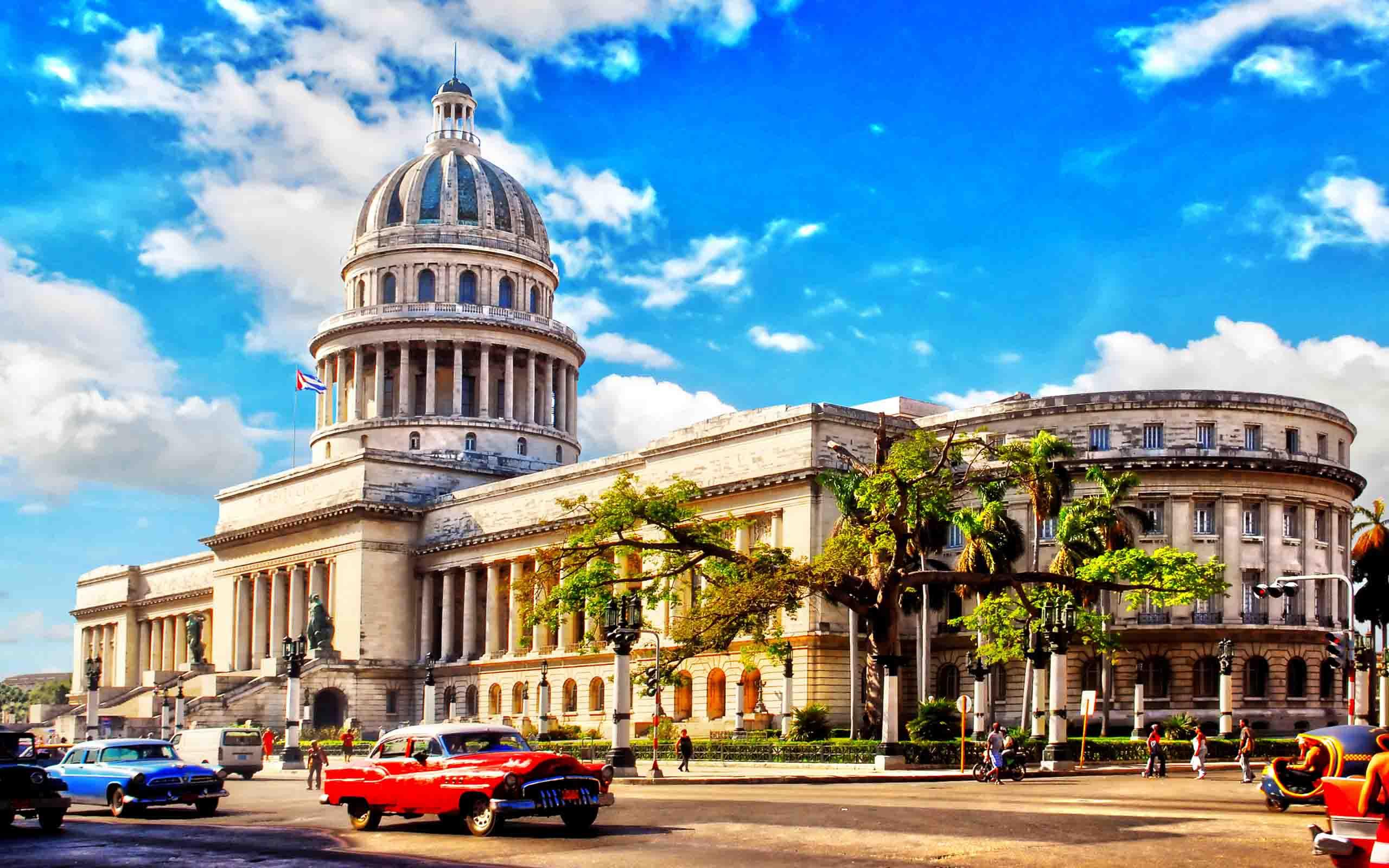 Cuba center