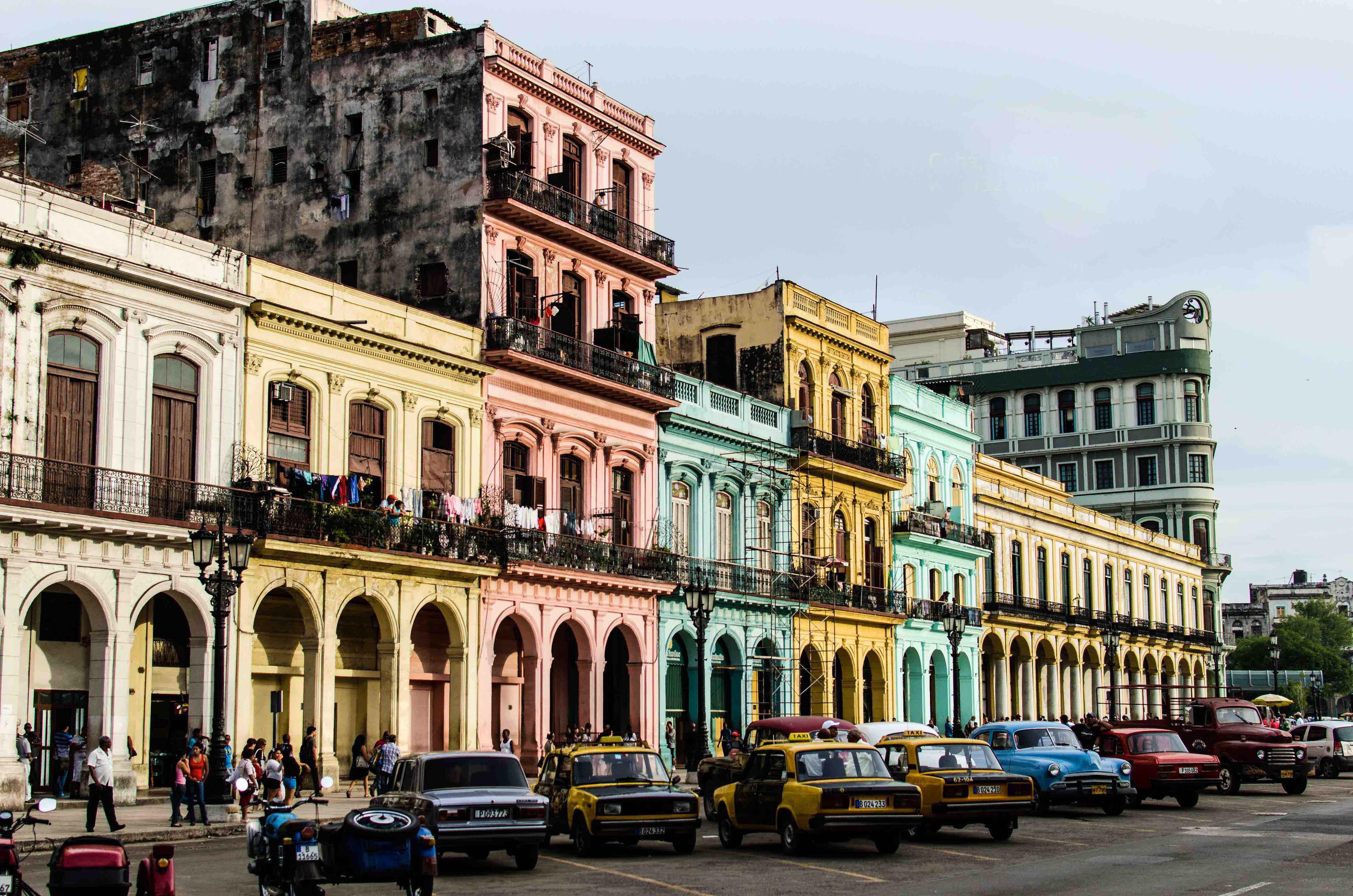 Cuba streets Interesting facts about Cuba