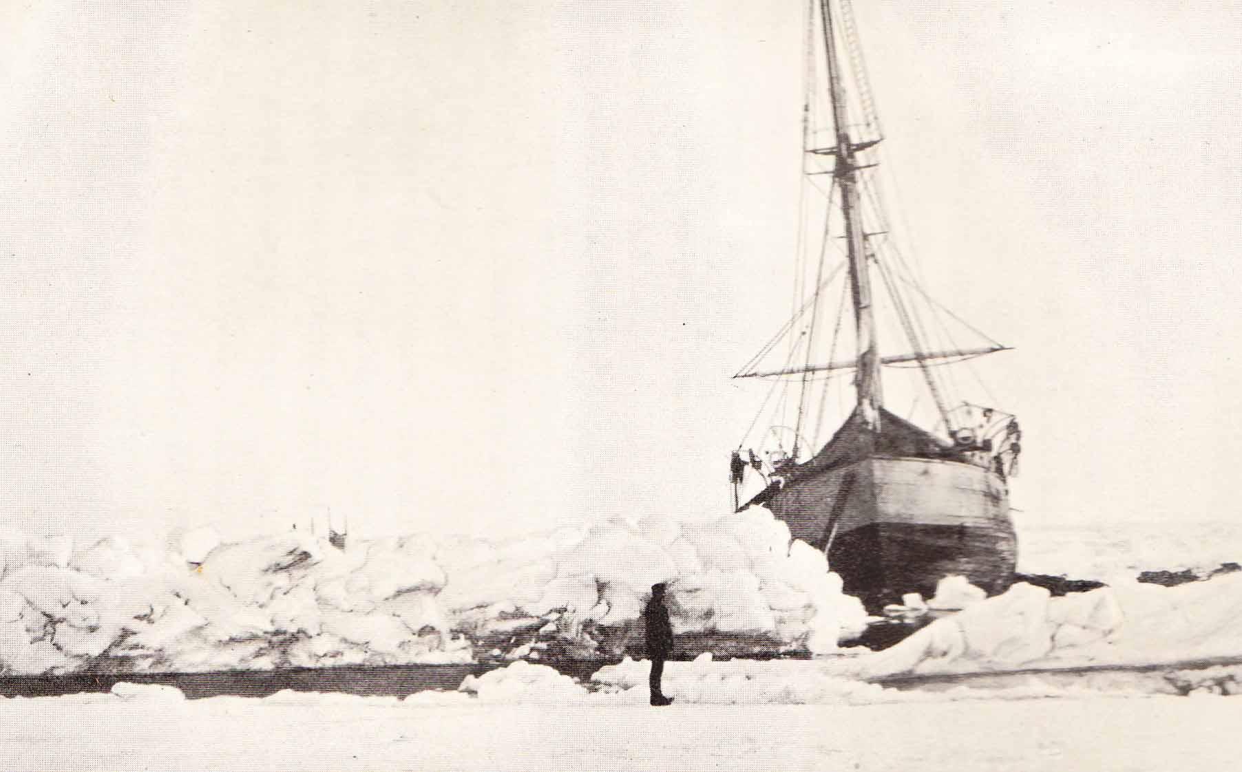 Fridtjof Nansen's ship Fram