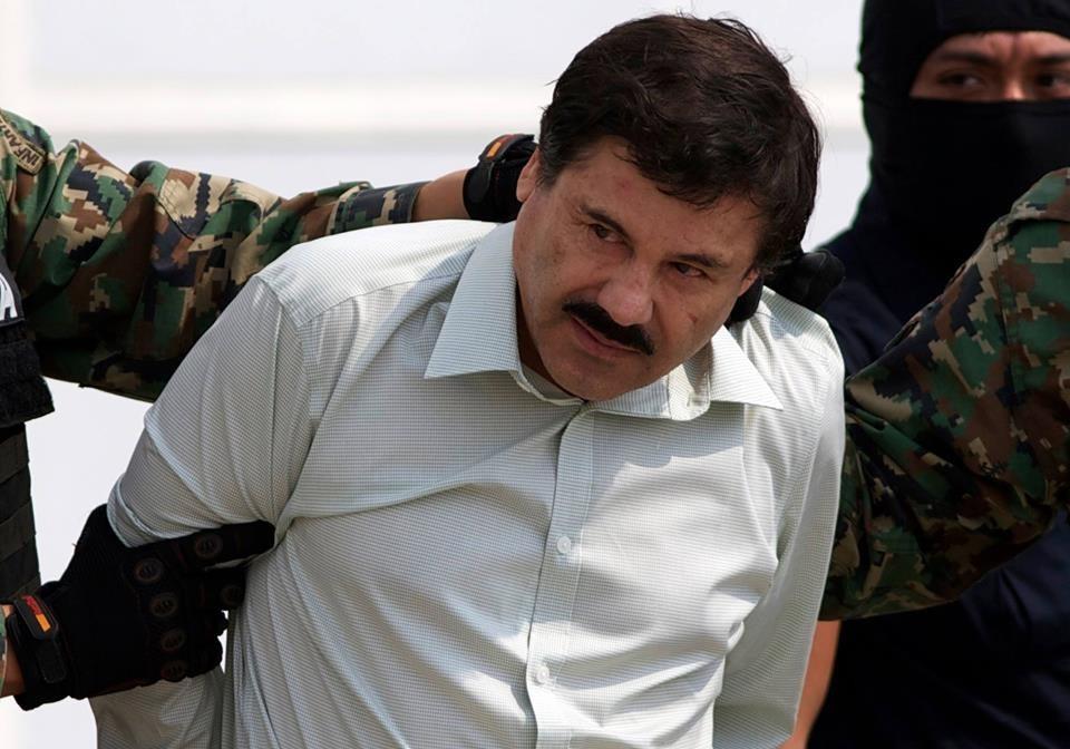 Joaquin Loera arrest