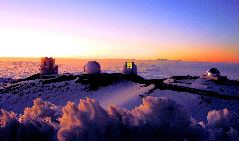 Mauna Kea Hawaii Peak