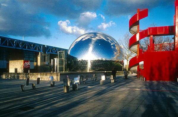 Park La Villette Bernard Tschumi, Paris 2