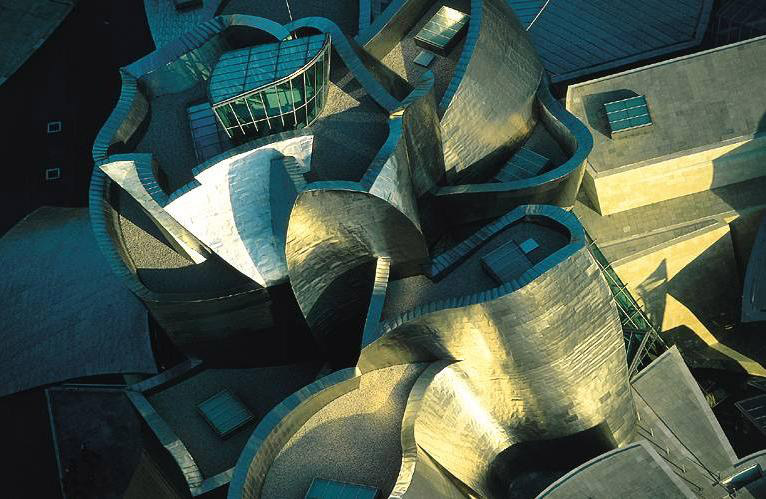 The Guggenheim Museum in Bilbao by Frank Gehry 2