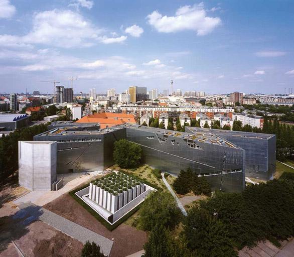 The Jewish Museum by Daniel Libeskind, Berlin 1