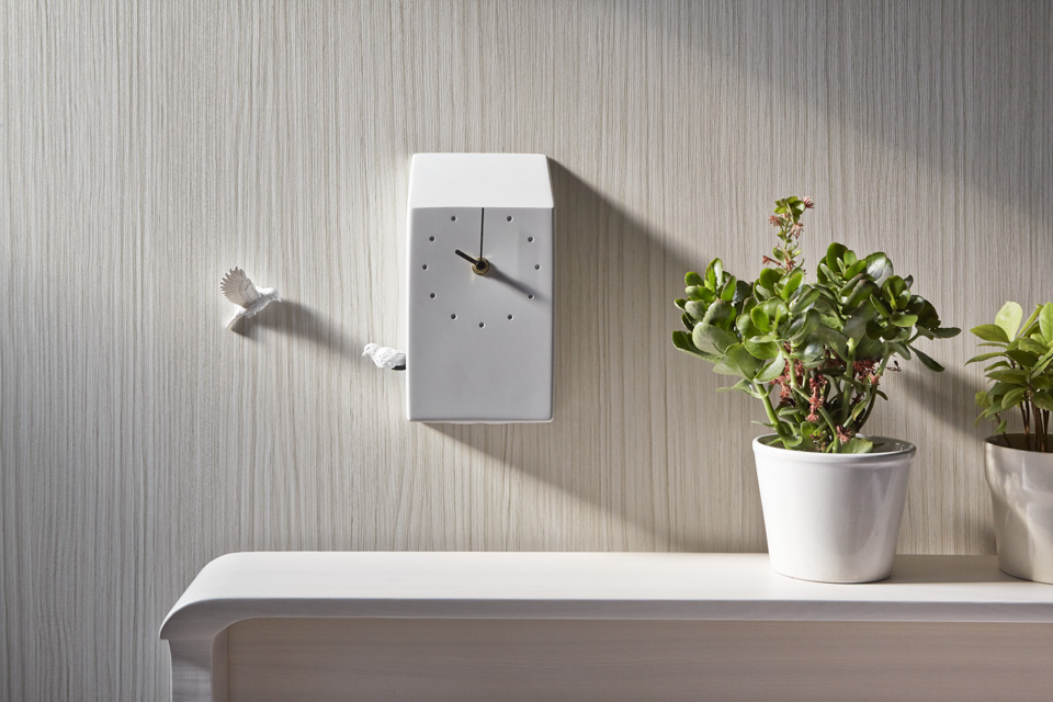Wall clock home interior decoration 1