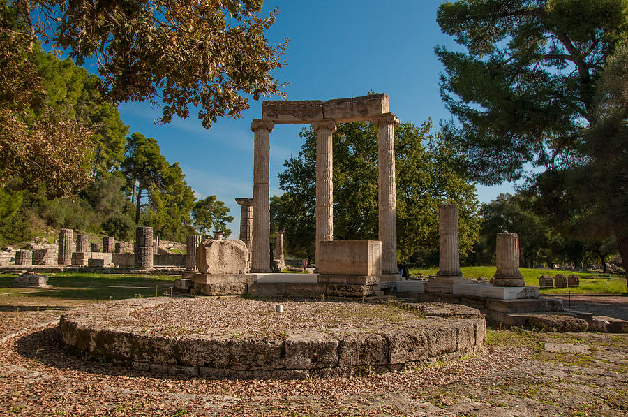 ancient olympia and archaeological museum