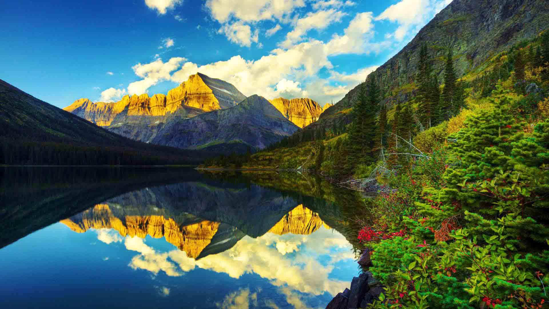 mount gould glacier national park