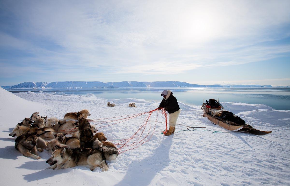 Arctic inuit