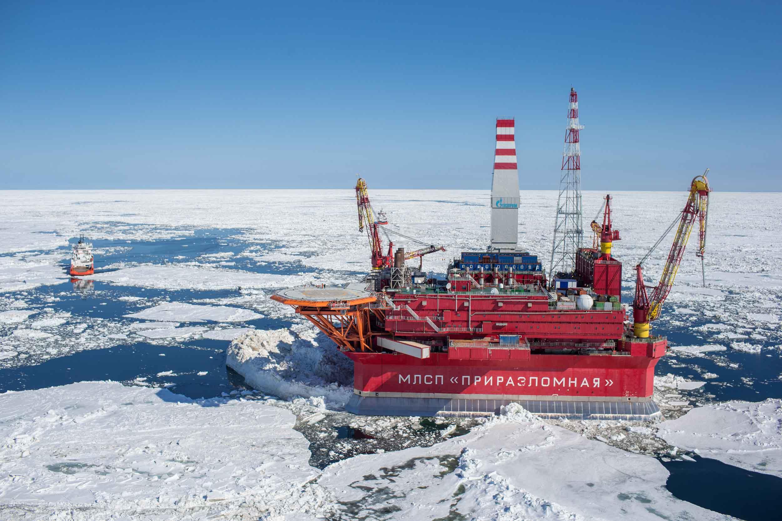 Arctic oil Russia
