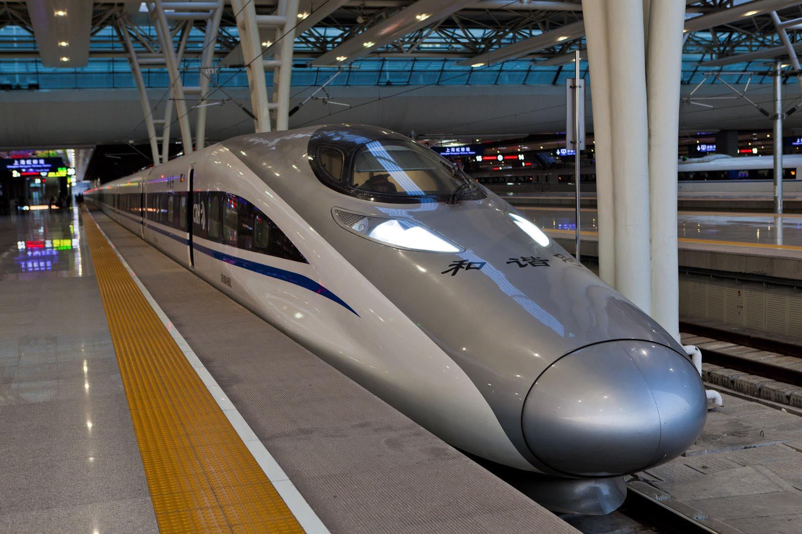 CRH380AL China high-speed train