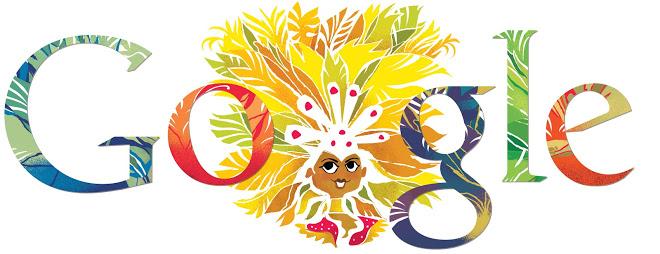 Carnival 2014 google doodle