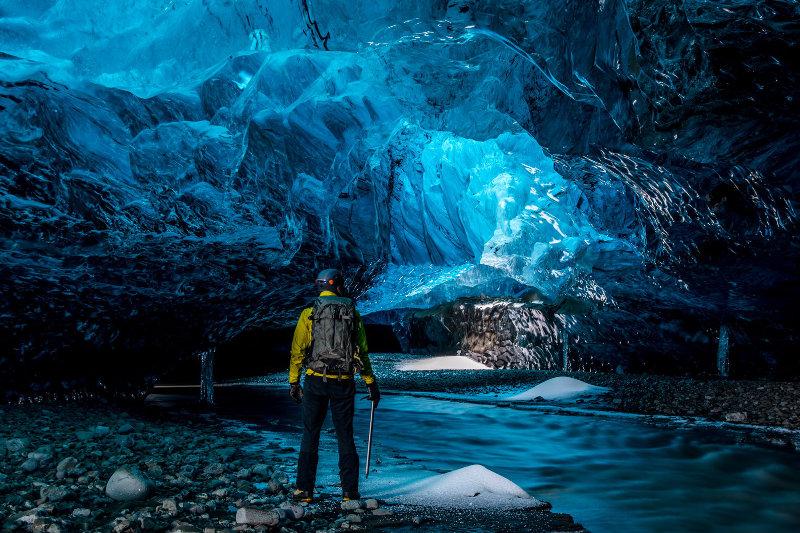 Ice Caves in Vatnajökull, Iceland 2