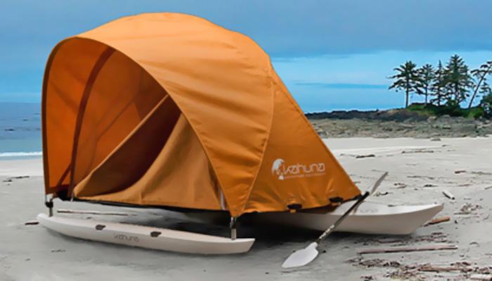 Kayak tent