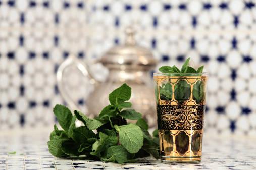 Menta marrocco tea