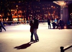 Outdoor Ice Rinks in the World 1