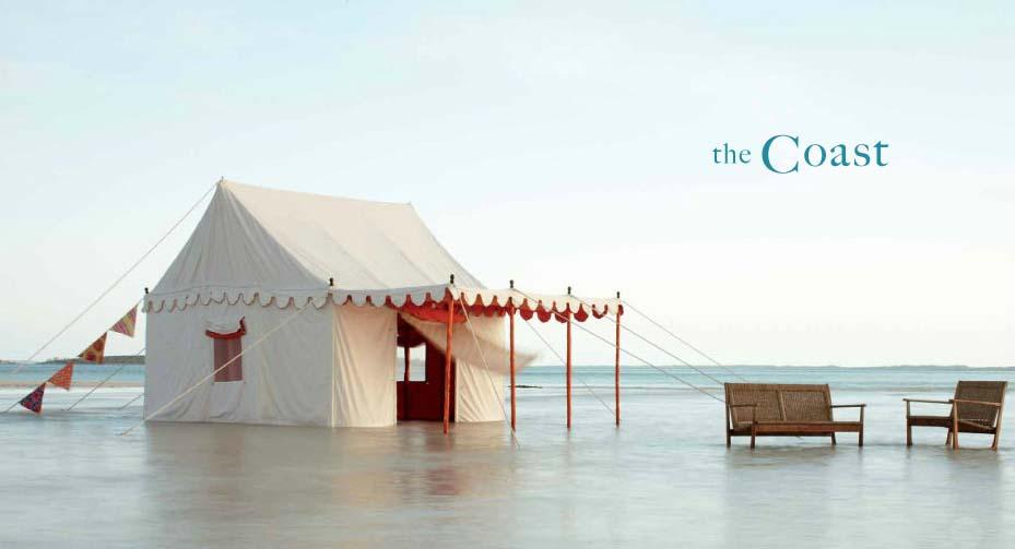 Palace tent