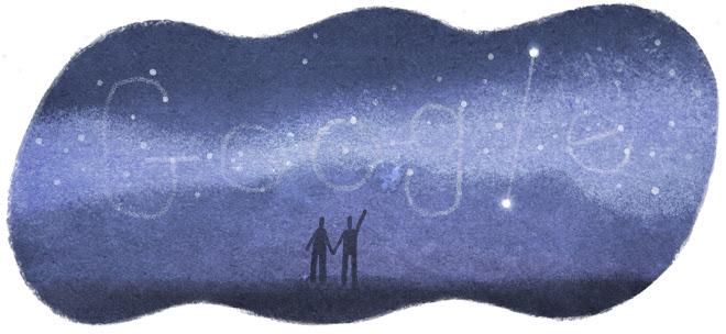 Qixi Festival Chilseok 2014 google doodle