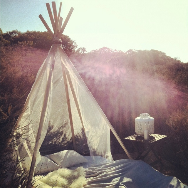 Teepee Camping Tent 2