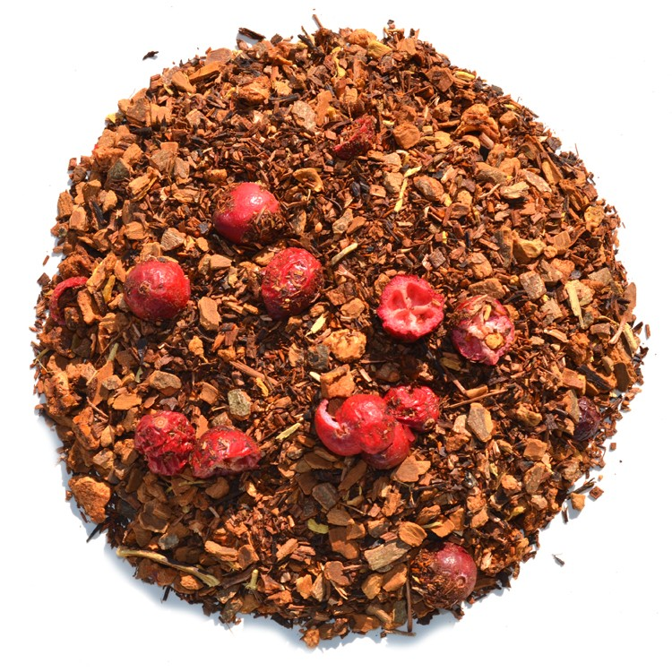 cranberry charm rooibos tea
